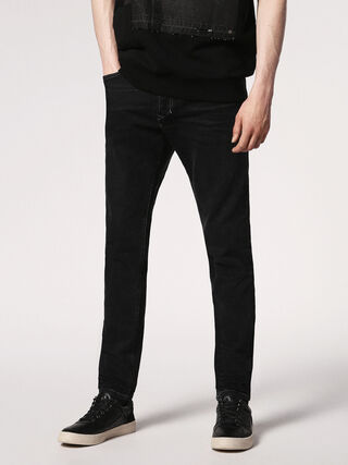 TEPPHAR 084HQ, Black Jeans