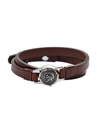 BRACELET DX1051, Brown