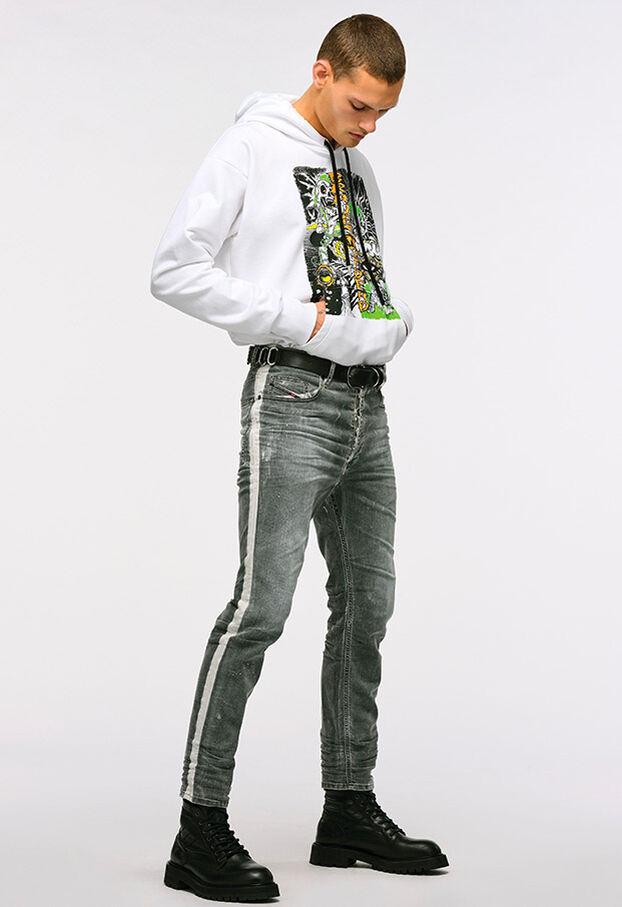 D-Eetar 0094N, Light Grey - Jeans