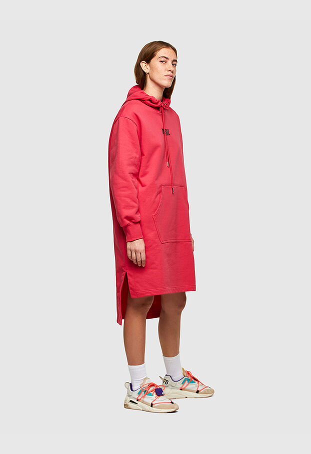 D-ILSE-SMALLOGO, Pink - Dresses