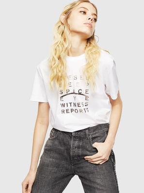 T-DIEGO-J8, White - T-Shirts