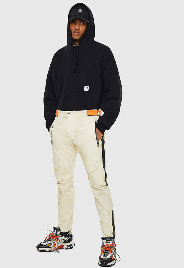 S-ALBY-POCKETS, Black - Sweaters