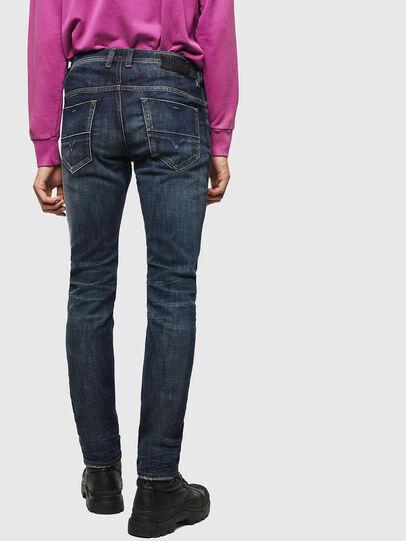 Diesel - Thommer 0096U, Dark Blue - Jeans - Image 2