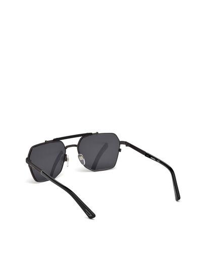 Diesel - DL0256,  - Sunglasses - Image 4