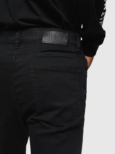 Diesel - D-Eetar 069KH, Black/Dark grey - Jeans - Image 4