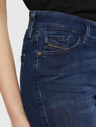 Diesel - Slandy 069JP, Dark Blue - Jeans - Image 3
