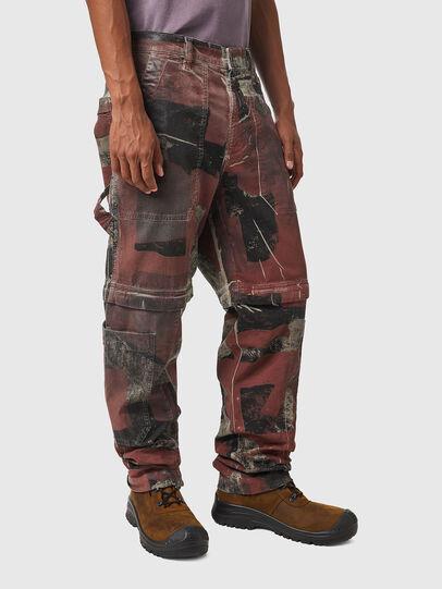 Diesel - D-Multy JoggJeans® 0CEAM, Pink/Black - Jeans - Image 5