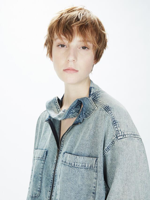 Diesel - SOTS01, Grey Jeans - Shirts - Image 6
