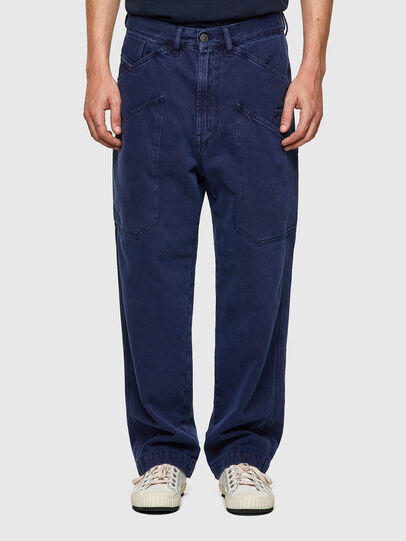 Diesel - D-Franky 0EEAX, Medium blue - Jeans - Image 1