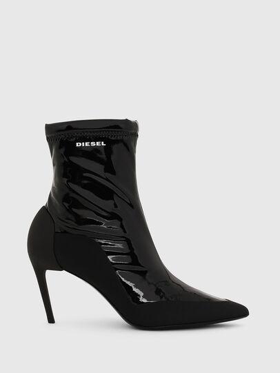 Diesel - D-SLANTY ABM, Black - Ankle Boots - Image 1