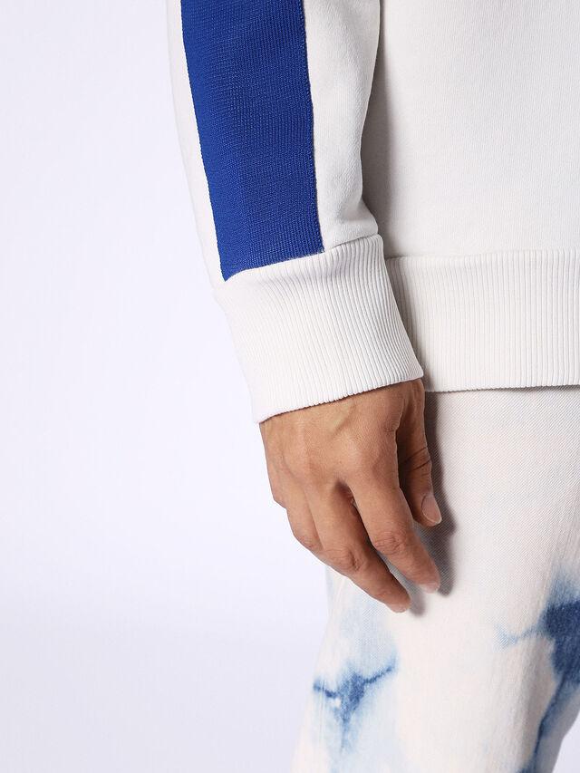 S-BAY, White/Blue