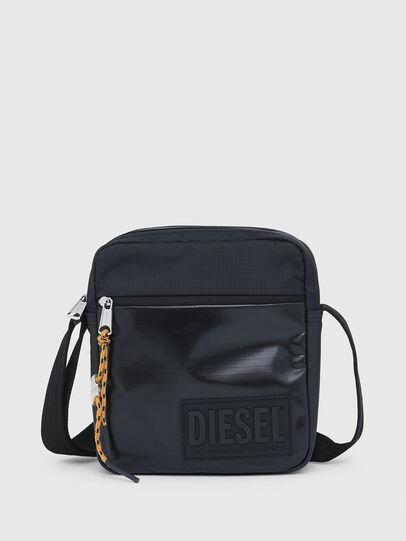 Diesel - VERTYO, Black - Crossbody Bags - Image 1