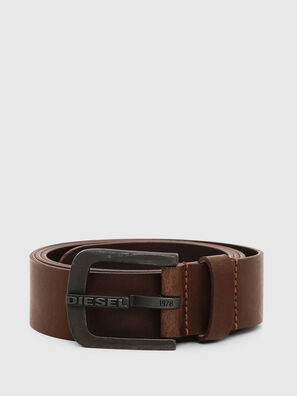 B-DART, Brown Leather - Belts