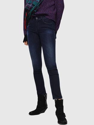 Sandy 083AG, Dark Blue - Jeans