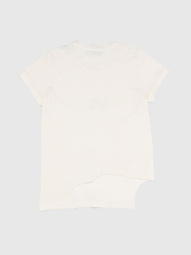 Diesel - TICRAI, Dirty White - T-shirts and Tops - Image 2