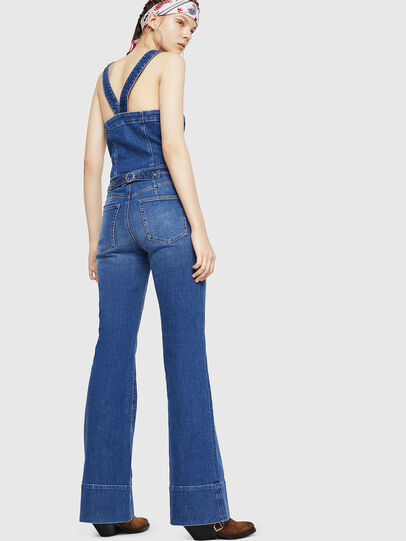 Diesel - DE-THINK,  - Jumpsuits - Image 2