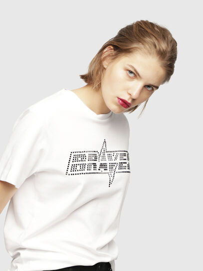 Diesel - T-FLAVIA-Y,  - T-Shirts - Image 3