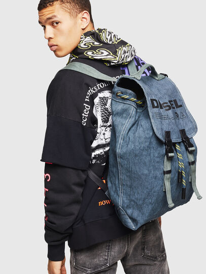Diesel - VOLPAGO BACK,  - Backpacks - Image 5