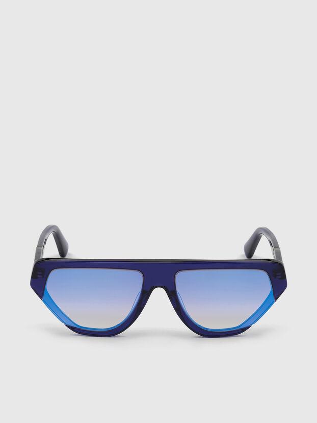 DL0322, Blue - Sunglasses