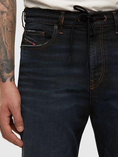 Diesel - D-Vider JoggJeans 009HE, Dark Blue - Jeans - Image 3