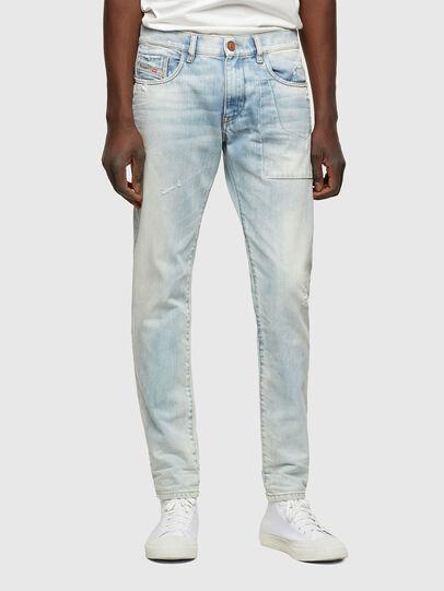 Diesel - D-Strukt 009TN, Light Blue - Jeans - Image 1