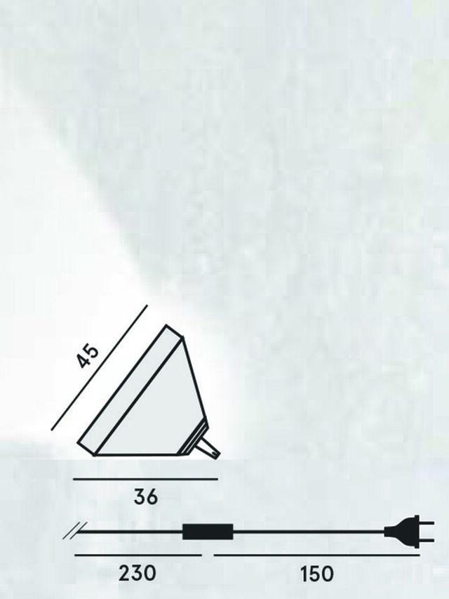 Diesel - DRUMBOX TAVOLO/TERRA, White - Table Lighting - Image 2
