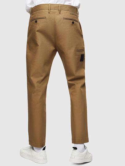Diesel - P-JARED-NL, Light Brown - Pants - Image 2