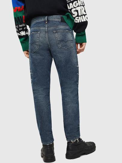 Diesel - Mharky 0870B, Medium blue - Jeans - Image 2