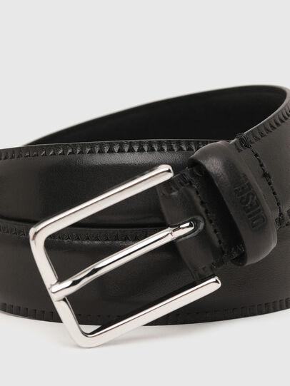 Diesel - B-NOOD, Black - Belts - Image 2