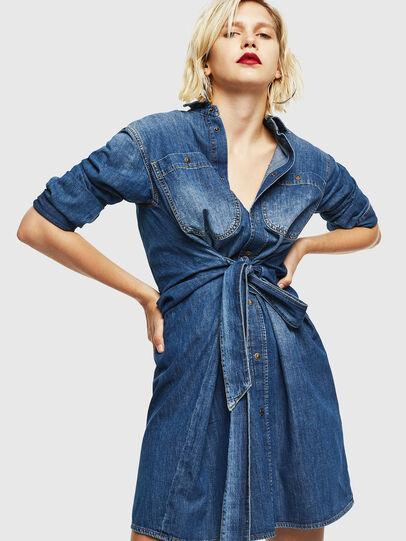 Diesel - DE-BLEU,  - Dresses - Image 4