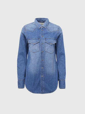 DE-RINGY, Light Blue - Denim Shirts