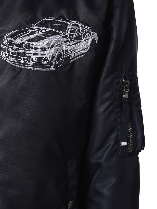 JEBORD-CAR, Blue