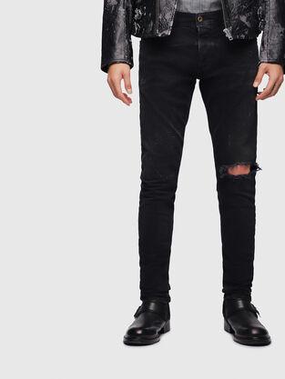Tepphar 069DV, Black/Dark grey - Jeans