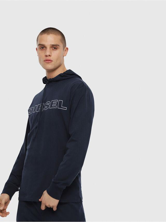 Diesel UMLT-JIMMY, Night Blue - T-Shirts - Image 1