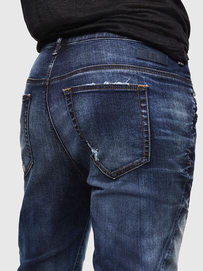 Diesel - FAYZA JoggJeans® 069KD, Dark Blue - Jeans - Image 4
