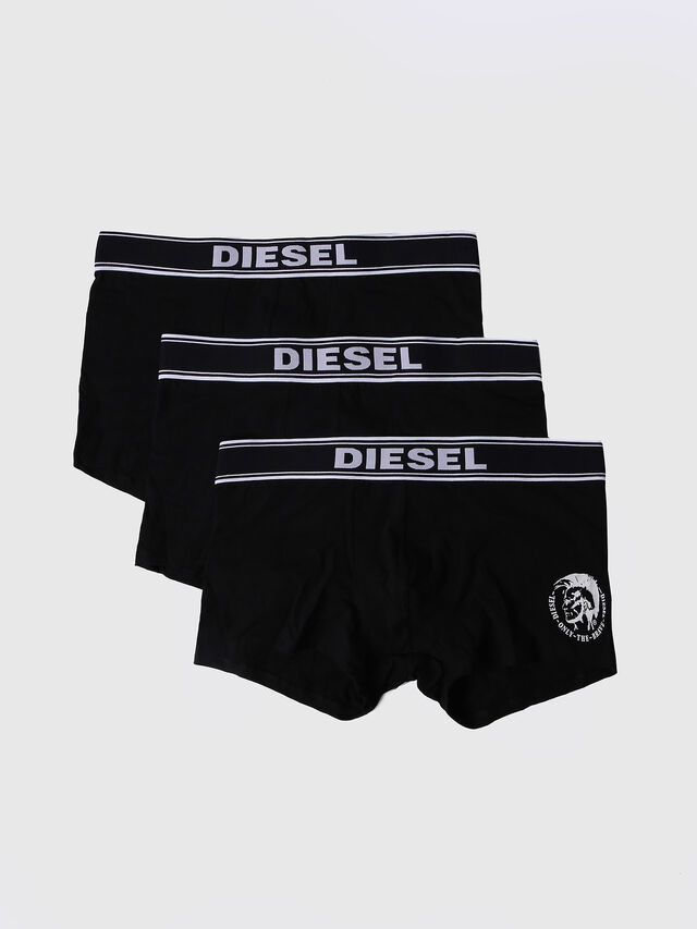 Diesel UMBX-SHAWNTHREEPACK, Black - Trunks - Image 1