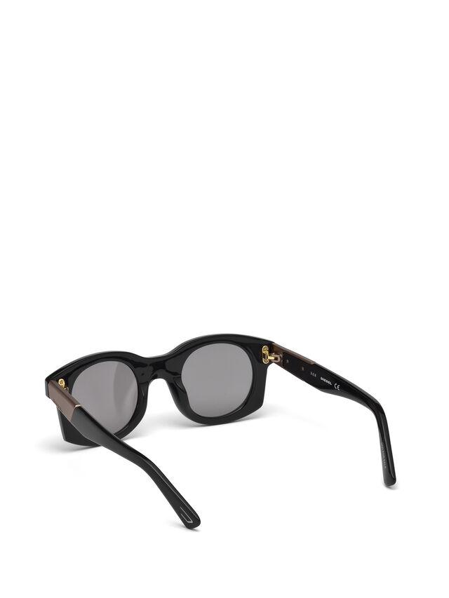 Diesel - DL0226, Black - Eyewear - Image 5