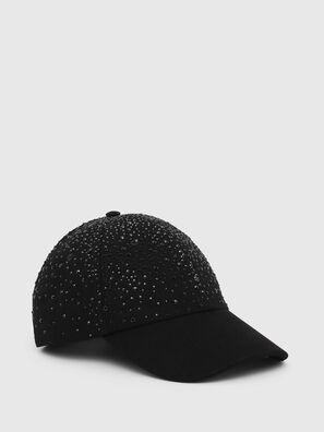 CIWAS-SW, Black - Caps