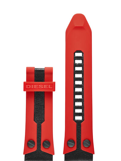 Diesel - DZT0007, Red - Smartwatches accessories - Image 1