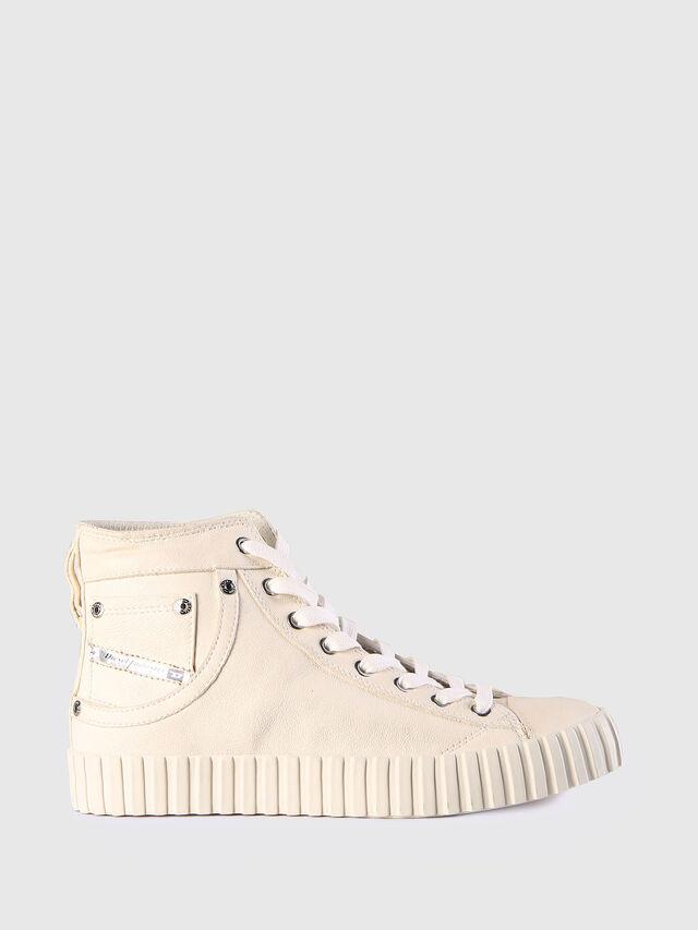 Diesel - S-EXPOSURE CMC W, White - Sneakers - Image 1