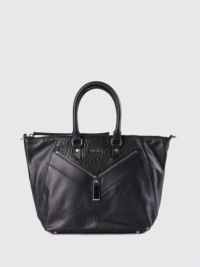 Diesel - LE-NINNA, Black - Shopping and Shoulder Bags - Image 1