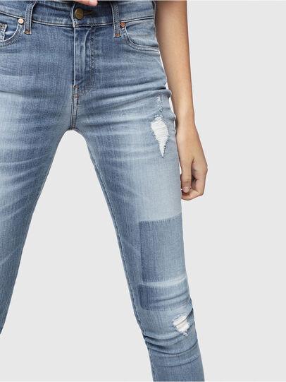 Diesel - Slandy 086AH, Light Blue - Jeans - Image 3