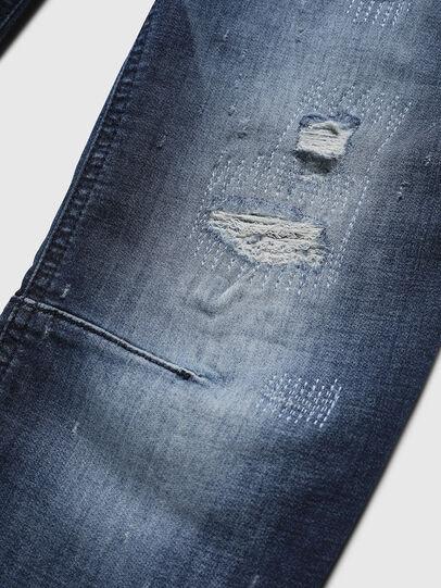 Diesel - FAYZA-J JOGGJEANS-N, Medium blue - Jeans - Image 3