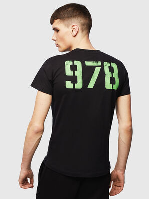 T-DIEGO-S2, Black - T-Shirts