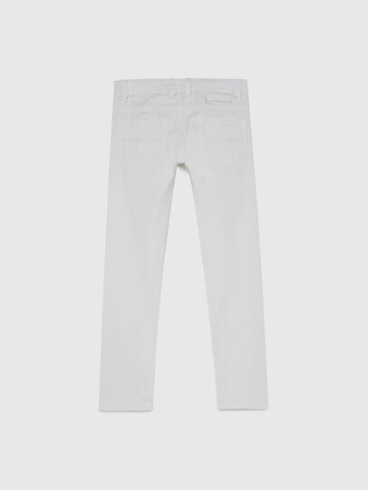 Diesel - THOMMER-J JOGGJEANS, White - Jeans - Image 2