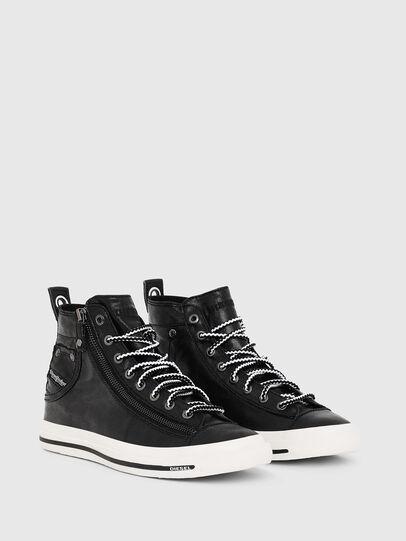 Diesel - EXPO-ZIP W, Black - Sneakers - Image 2
