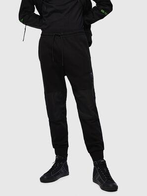 P-ORTEX, Black - Pants