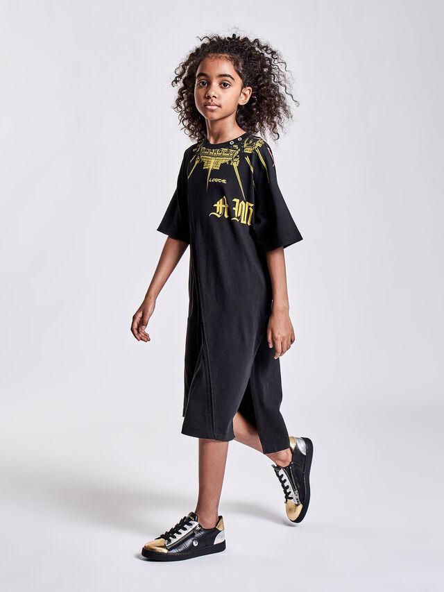 Diesel - DLOI, Black - Dresses - Image 4