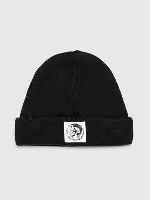K-XAU, Black - Knit caps