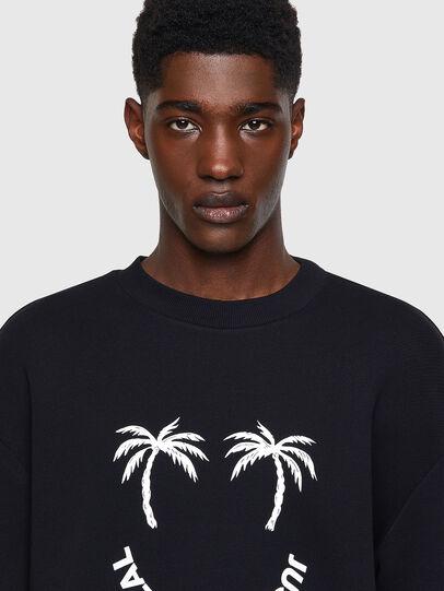Diesel - S-COOLING-B1, Black - Sweaters - Image 3